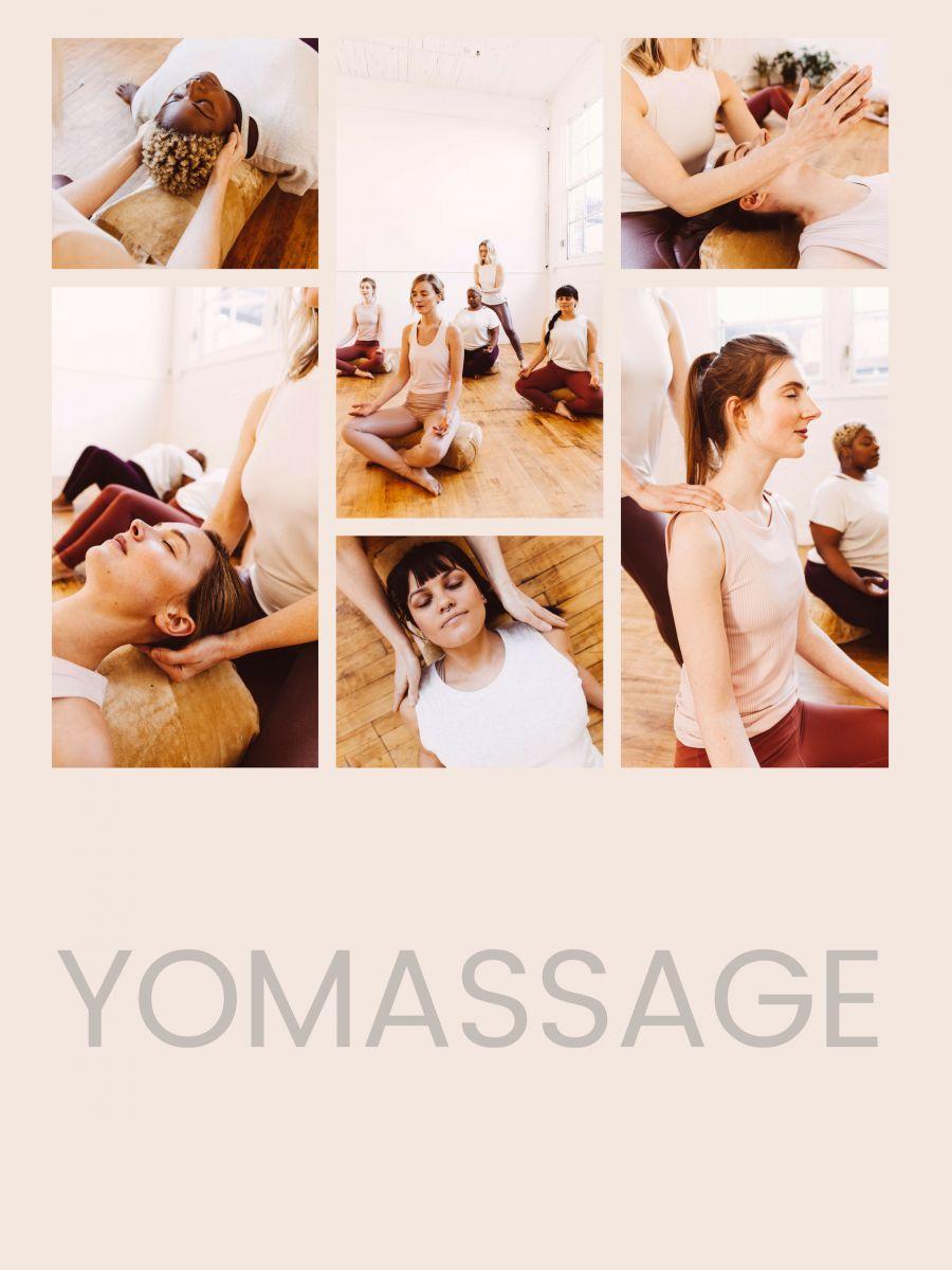 Yomassage Mosaic 1