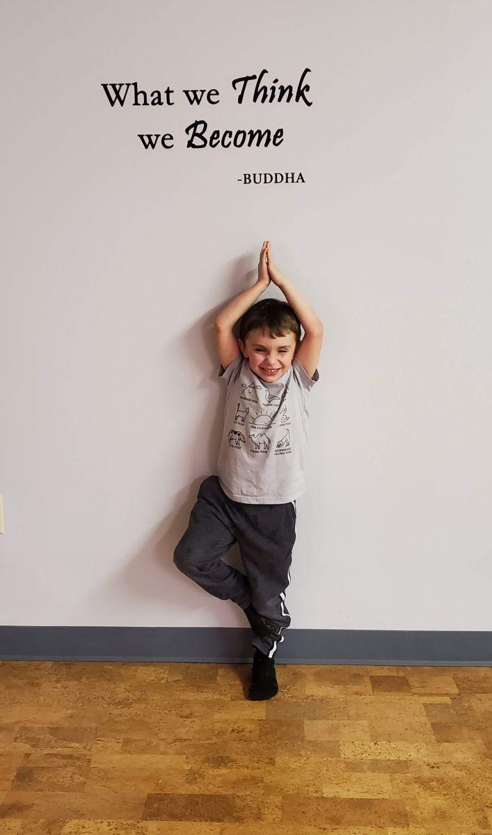 Kids Need Yoga Too